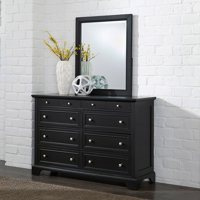 Home Styles Bedford Dresser and Mirror