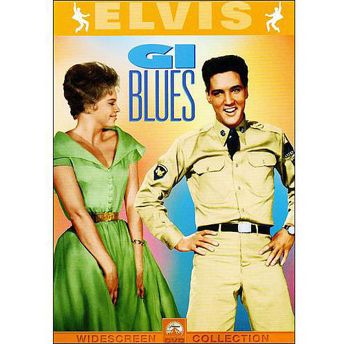 Elvis Presley - G.I. Blues [DVD]