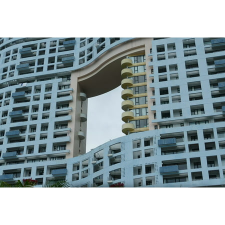 LAMINATED POSTER Architecture China Repulse Bay Asia Hong Kong Poster Print 24 x 36