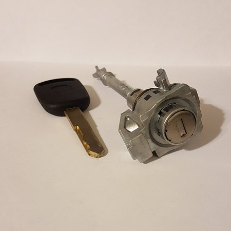 Ri-Key Security - Left Door Lock Cylinder For Honda Civic 2012-2015 With One Matching (Honda Civic Door Skin)