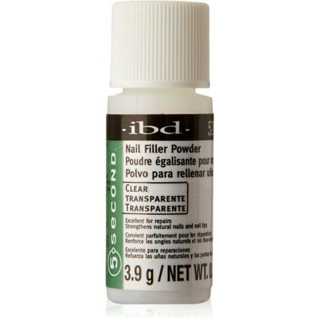 American International IBD 5 Second Nail Filler Powder, 0.14 oz