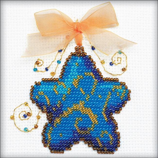 Magic Star Counted Cross Stitch Kit