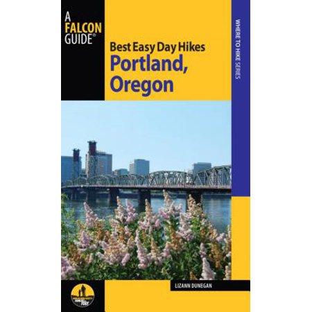 Best Easy Day Hikes Portland, Oregon - eBook