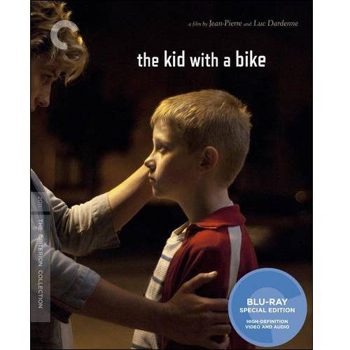 The Kid With A Bike (French) (Criterion Collection) (Blu-ray) (Widescreen)