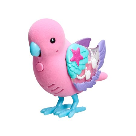 Little Live Interactive Bird with Light-up Wings, Shelly Shine ()