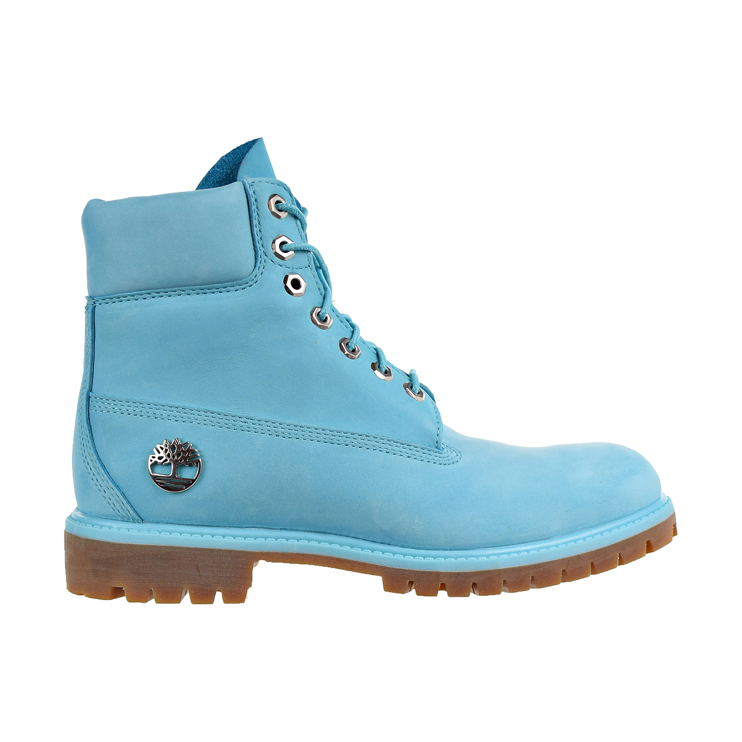 Timberland 6 Inch Premium Men's Boots Blue tb0a1jm5 by Timberland