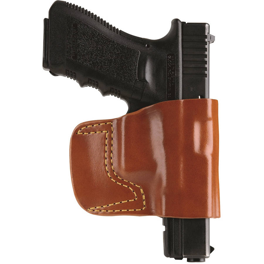 G&G 891-K40 Chestnut Brown Belt Slide Holster