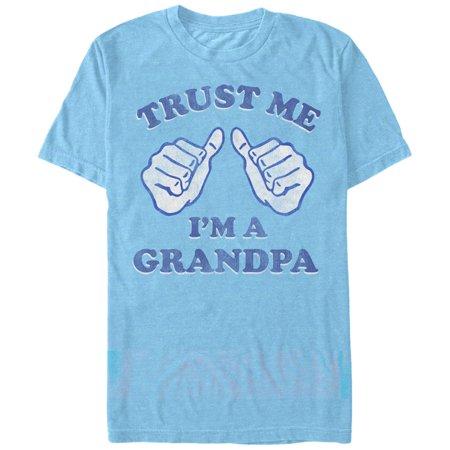 Men's Trust Me I'm a Grandpa T-Shirt