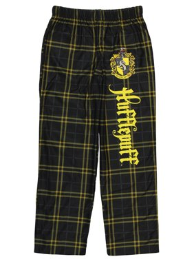 9f62064bb Product Image Intimo Harry Potter Big Boys Houses Plaid Pajama Lounge Pants