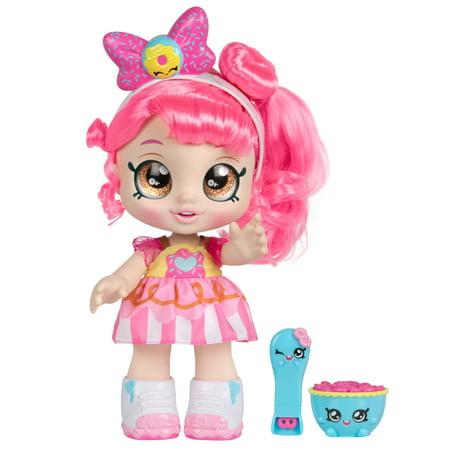 Kindi Kids Snack Time Friends Doll - Donatina