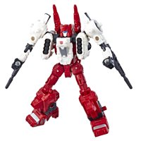 Transformers Generations War for Cybertron Deluxe Wfc-S22 Autobot Six-Gun Weaponizer