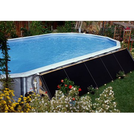 Fafco (2) 2\'x20\' Add-On Above Ground Swimming Pool Solar Heater Panel