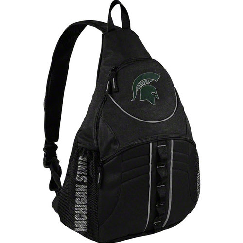 NCAA - Michigan State Spartans B-Line Sling Backpack