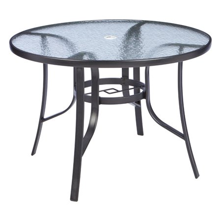 Fairview 42″ Dining Tbl By Living Accents Mfrpartno T6C42Ao1Bk