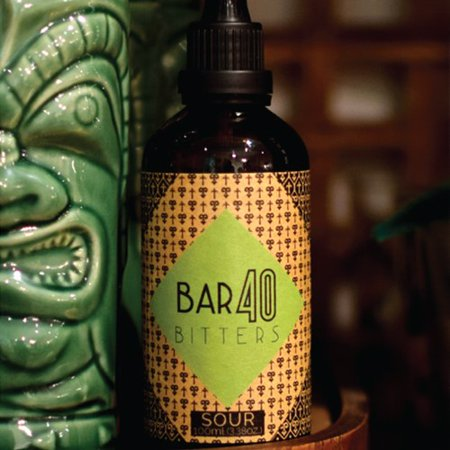 Bar40 Bitters   Sour