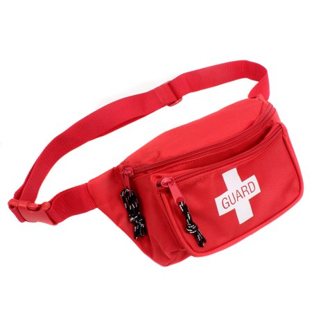 46578ff090da MediTac - MediTac Lifeguard Fanny Pack   Hip Pack (Lifeguard Pack With  Whistle) - Walmart.com