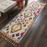 c4f3abbc662 Product Image Bungalow Rose Wayne Moroccan Tribal Ivory Yellow Area Rug