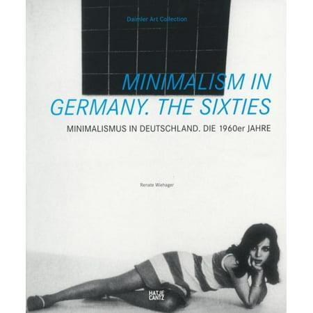 Minimalism in Germany/ Minimalismus in Deutschland