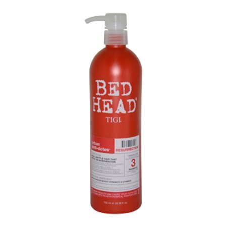 TIGI Bed Head Urban Antidotes Resurrection Shampoo, 25.36 fl oz