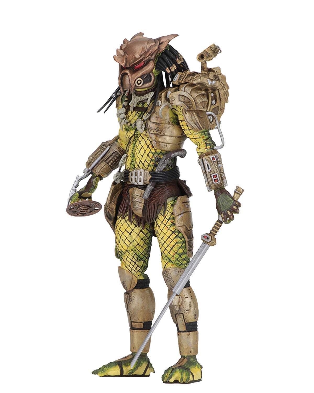 """NECA Predator 2-7"""" Scale Action Figure Ultimate Elder The Golden Angel"""