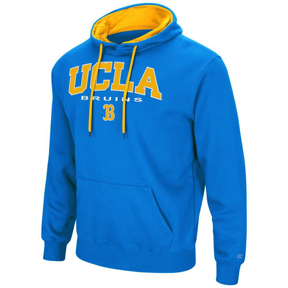 Men's Zone III UCLA Bruins Hoodie Pullover Sweatshirt