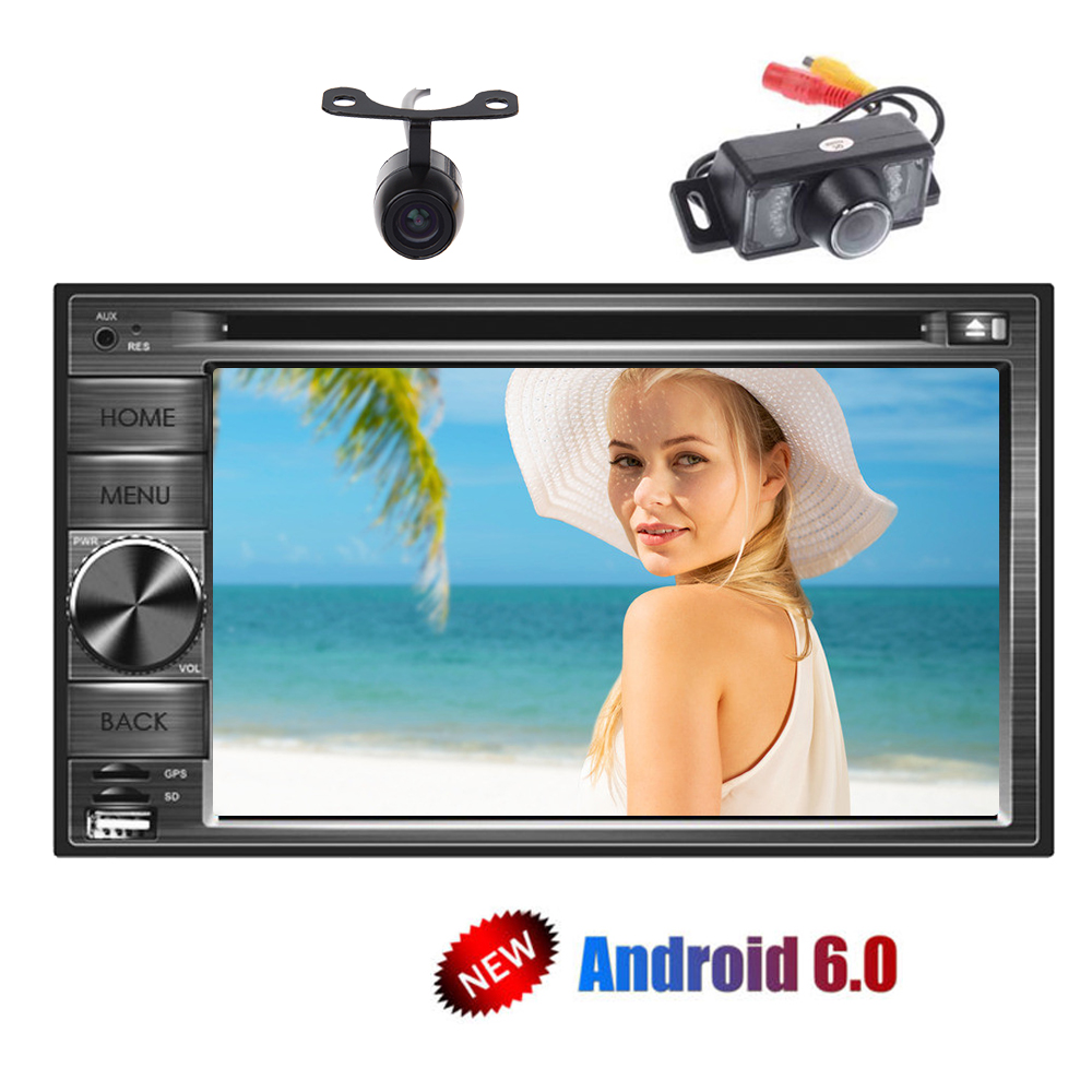 Eincar GPS Car Stereo with 6.2inch Android 6.0 System Car...