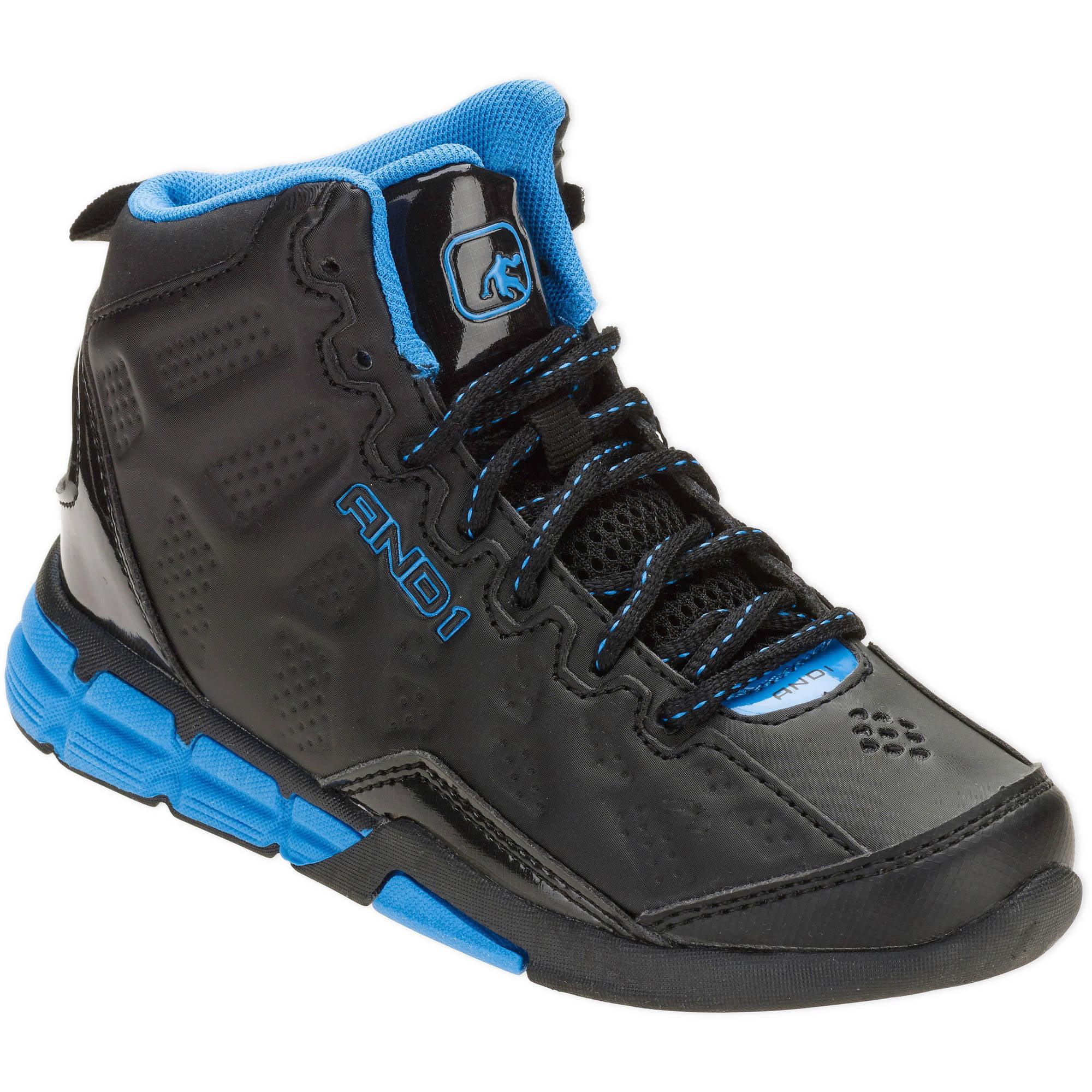 Shaq Boys' Retro Basketball Shoe - Walmart.com