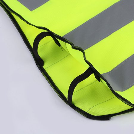 Children's Reflective Vest Safety Reflective Tops Night Sports Vest - image 6 de 8