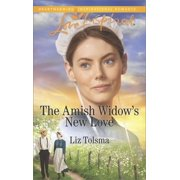 The Amish Widow's New Love - eBook