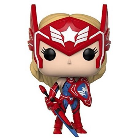 FUNKO POP! GAMES: Marvel Future Fight - Sharon Rodgers