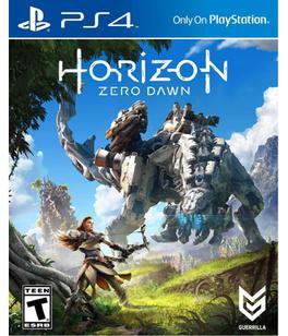 Horizon Zero Dawn for PlayStation 4 by Sony PlayStation
