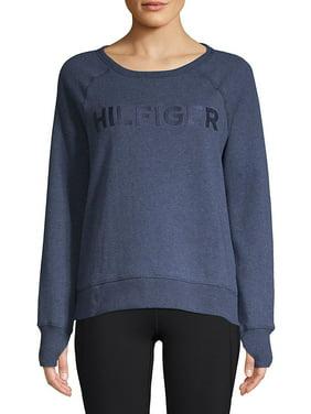 efd2b85ab286b Product Image Logo Raglan-Sleeve Sweater. Tommy Hilfiger Performance