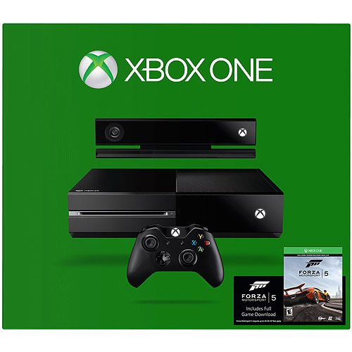 Refurbished Xbox One Forza 5 Console Bundle