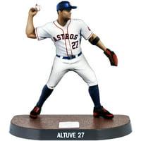 "Jose Altuve Houston Astros Imports Dragon 6"" Player Replica Figurine"