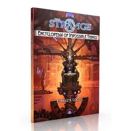 The Strange Encyclopedia of Imposs (Monte Mall)