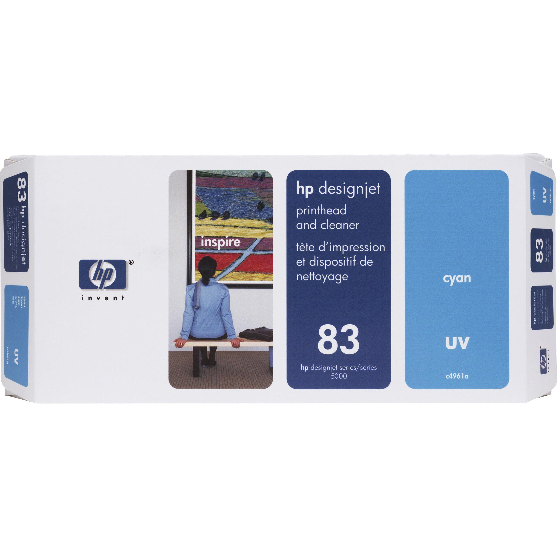 HP, HEWC4961A, C4960/1/2/3/4/5A UV Printhead/Cleaners