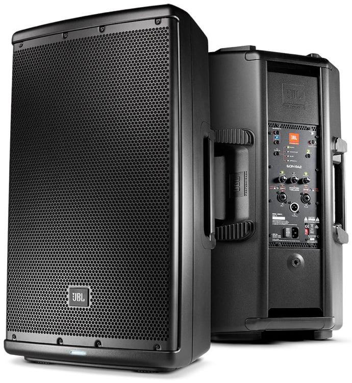 """JBL EON612 1 000W 12"""""""" 2-way Multipurpose Self-powered PA Speaker by JBL"""