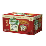 Product of Chef Boyardee Variety Microwave Cups, 12 ct./90 oz.