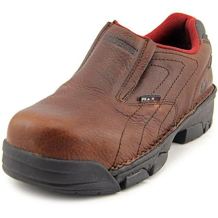 f8dac8f9975 Wolverine Ayah Women US 8 W Brown Steel Toe Work Shoe