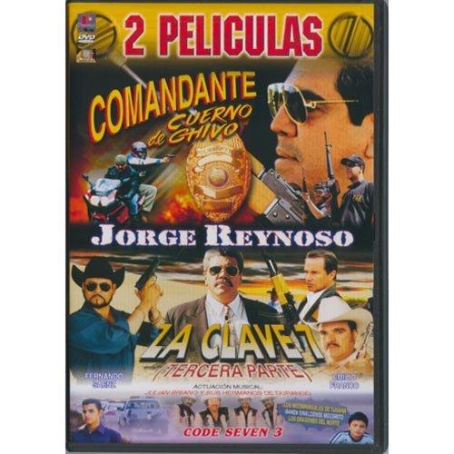 Comandante Cuerno De Chivo/La Clave 7 Parte Tres (Spanish) (Full Frame)