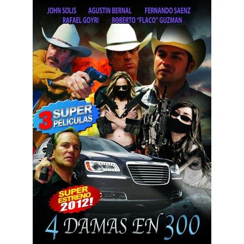 4 Damas En 300 (Spanish) (Full Frame)
