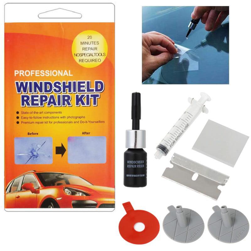 Windshield Repair Crack Chip Scratch Winshield Car Auto Glass Repair Tools