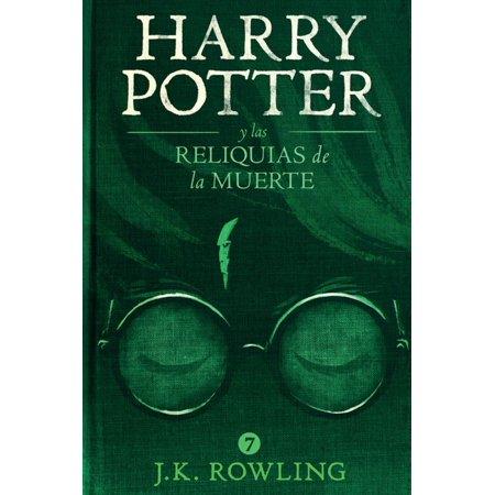 Harry Potter y las Reliquias de la Muerte - eBook