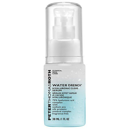 Peter Thomas Roth Water Drench Hyaluronic Cloud Serum, 1 (Best Rated Peter Thomas Roth Products)