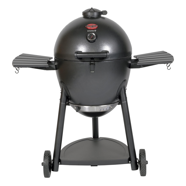 Char-Griller AKORN Kamado Charcoal Kooker, Black, E16820