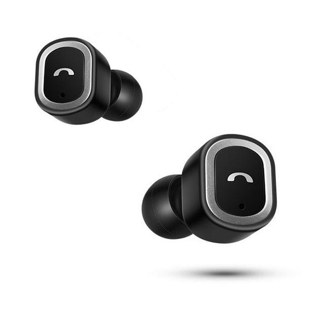 Mini Twins Wireless Headphones Stereo Headset In Ear Earbuds With Mic Walmart Com Walmart Com