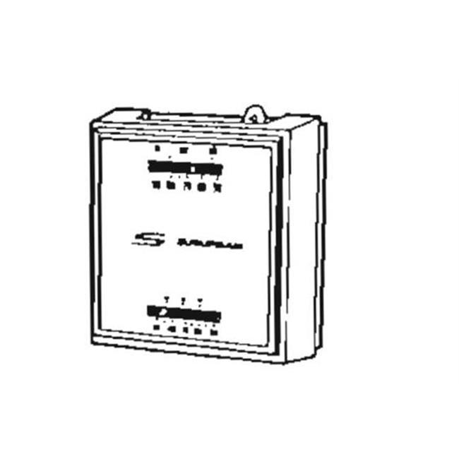 SUBURBAN MFG 161154 Wall Thermostat