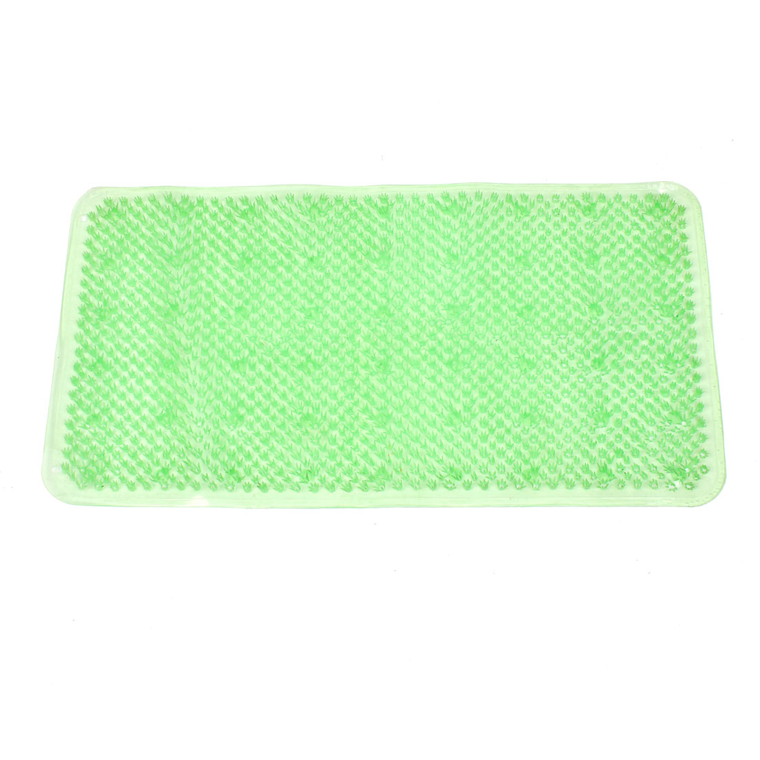 Bathroom Nonslip Lawn Design Silicone Water Absorbtion Mat Floor Pad Green