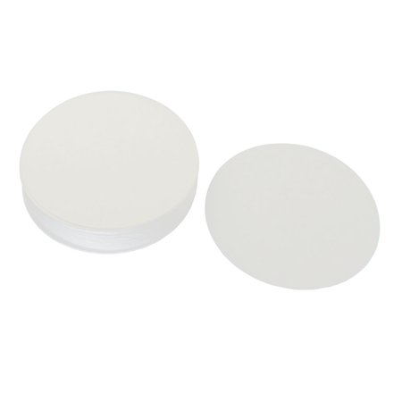 100x Circles 11cm Diameter Medium Flow Rate Qualitative Filter Paper