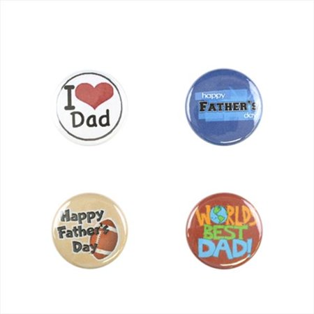 Il Bere C-DADS-A Wine and Drink Charms Holiday Collection - Happy Father;s Day